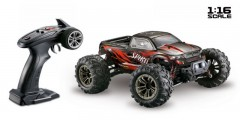 Planet-rc 1/16  Monster Truck SPIRIT 4WD RTR Rot