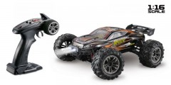 Planet-rc 1/16  Truggy RACER 4WD RTR Orange