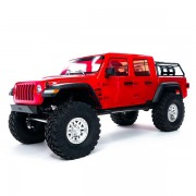 Axial SCX10 III Jeep JT Gladiator 1/10 RTR Rot